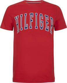 TOMMY COLLEGE LOGO TEE