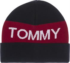 TOMMY COLORBLOCK BEANIE