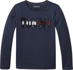 TOMMY ESS TOMMY SEQUIN TEE