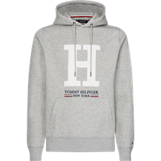 TOMMY HILFIGER APPLIQUE ARTWORK HOODY