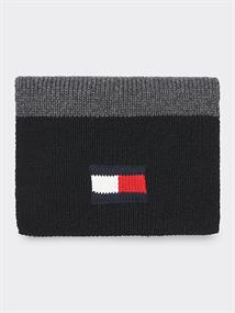 TOMMY HILFIGER BIG FLAG SCARF