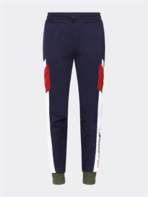 TOMMY HILFIGER BLOCKED FLEECE JOGGER