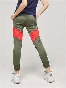 TOMMY HILFIGER BLOCKED POLY PANTS CU