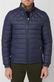 TOMMY HILFIGER C LIGHT WEIGHT PADDED BOMBER