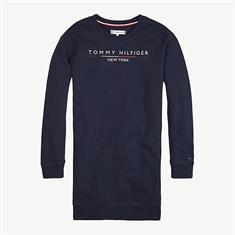 TOMMY HILFIGER CREW SWEATSHIRT DRESS