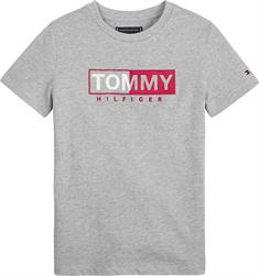 TOMMY HILFIGER ESS GRAPHIC EMBR TEE S/S