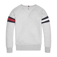 TOMMY HILFIGER ESSENTIAL FLAG CREW