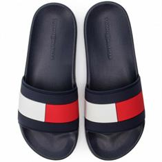 TOMMY HILFIGER ESSENTIAL FLAG POOL SIDE