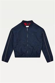 TOMMY HILFIGER ESSENTIAL LOGO JACKET