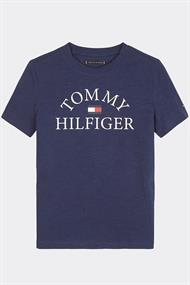 TOMMY HILFIGER ESSENTIAL LOGO TEE S/S