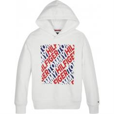 TOMMY HILFIGER FASHION GRAPHIC HOODIE