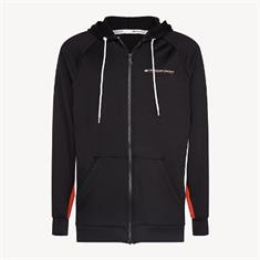 TOMMY HILFIGER GRAPHIC KNIT FZ HOODY