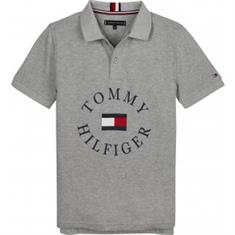 TOMMY HILFIGER GRAPHIC POLO S/S