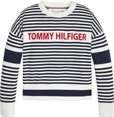 TOMMY HILFIGER ICONIC STRIPE SWEATER