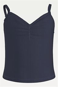 TOMMY HILFIGER IRREGULAR RIB TOP SLVLS