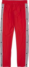 TOMMY HILFIGER MODERN SOLID POPPER PANTS
