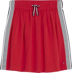 TOMMY HILFIGER MODERN SOLID TAPE SKIRT