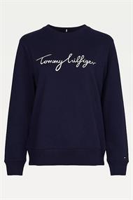 TOMMY HILFIGER REGULAR GRAPHIC C-NK SWEATSHIRT