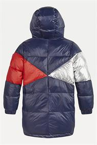 TOMMY HILFIGER REVERSIBLE ICONIC PUFFER