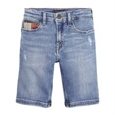 TOMMY HILFIGER STEVE SLIM TAPERED SHORTS AUMBST