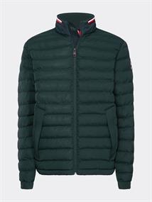 TOMMY HILFIGER STRETCH QUILTED JACKET