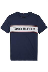 TOMMY HILFIGER TH INTARSIA TEE S/S