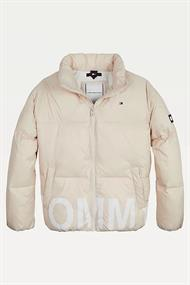 TOMMY HILFIGER TONAL TOMMY PUFFER