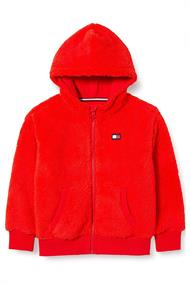 TOMMY HILFIGER U TEDDY HOODED FULL-ZIP