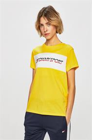 TOMMY HILLFIGER LOGO DRIVER TEE