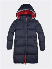 TOMMY RE-DOWN LONG PUFFER