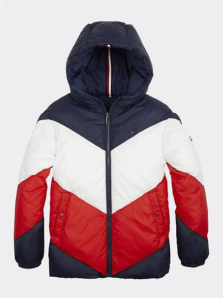 TOMMY REVERSIBLE TOMMY PUF