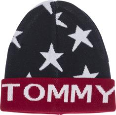 TOMMY SEASONAL STAR BEANNIE