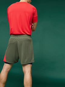 TOMMY SPORT BLOCK 2-IN1 SHORTS