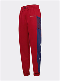 TOMMY SPORT BLOCK TRACK PANT CUFFED