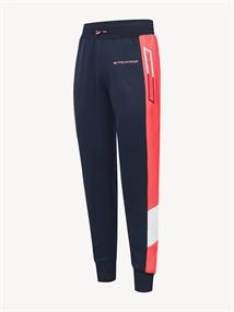TOMMY SPORT BLOCKED FLEECE PANT CUFFED