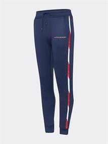 TOMMY SPORT FLEECE JOGGER WITH TAPE