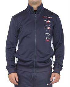 TOMMY SPORT GRAPHIC TRAK JKT