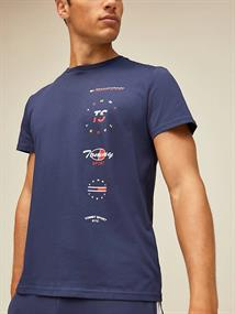TOMMY SPORT GRAPHICS TEE