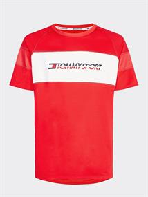TOMMY SPORT PERFORMANCE MESH TEE
