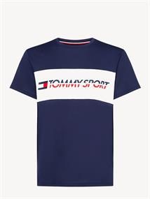 TOMMY SPORT T-SHIRT LOGO DRIVER