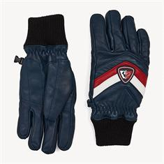 TOMMY X ROSSIGNOL LEATHER SKI GLOVES