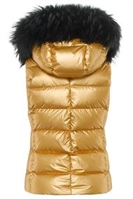 TONI SAILER LOU METALLIC FUR
