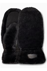 UGG ALL OVER FAUX FUR MITTEN