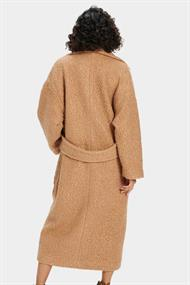 UGG HATTIE LONG OVERSIZED COAT