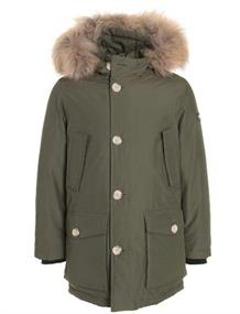 WOOLRICH B'S PARKA DETACHABLE FUR