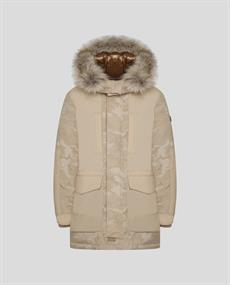 WOOLRICH MILITARY PARKA
