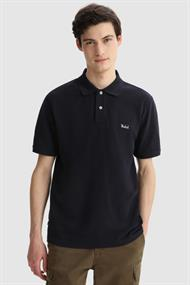 WOOLRICH S/S POLO