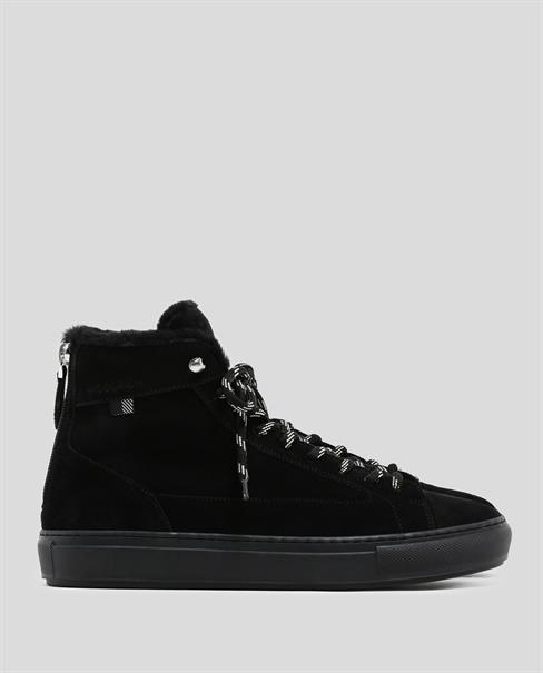 WOOLRICH SUEDE LEATHER