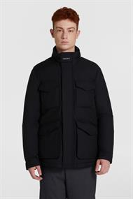 WOOLRICH TECH CARCOAT 3IN1