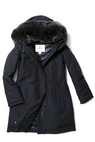 WOOLRICH W'S BOW BRIDGE COAT